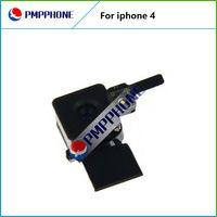 Bon Qualtiy pour appareil photo Iphone 4 4G 500MP Retour arrière avec flash Replacement Part Avec Freeshipping