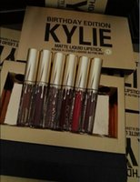 New Arrival KYLIE In Stock 2016 Kylie Lord Metal Gold lip gl...