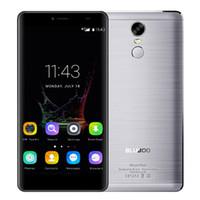 BLUBOO Maya Max 4G Android 6.0 Desbloqueado teléfono celular inteligente Octa Core MTK6750 6,0 pulgadas 3 GB de RAM 32 GB ROM de huellas dactilares Dual Sim teléfono móvil
