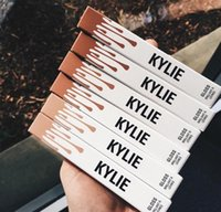 Kylie Lip Kit by kylie jenner Velvetine Liquid Matte Lipstic...