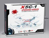 MST X5C X5C- 1 Explorers Quadcopter With 2MP HD Camera RC Hel...