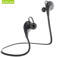 Cojines Hot Qcy Qy7 Sports Wireless Bluetooth 4. 1 Edr Headph...