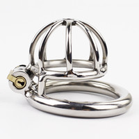 New Super Small Male Chastity Device 30MM Adult Cock Cage BD...