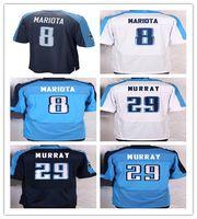 2016 Tennessee elite football jerseys Titans soccer 8 Mario...