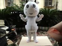 Hot sheep Mascot Costume EVA Animals Cute Cartoon Clothing W...