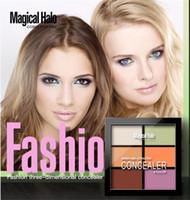 Новый бренд Magical Halo 6 цветов Макияж Корректор PALETT Крем для лица маскирующее палитра водонепроницаемый макияж лица Фонд высокого качества