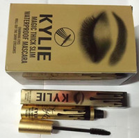 2016 New Kylie Magic Thick Slim Waterproof Mascara Cosmetic ...