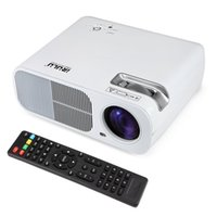 US Stock! iRULU 2600 Lumens 5. 0 Inch LCD TFT Display 1080P W...