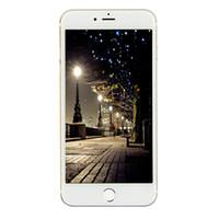 Дешевые Android 6.0 Goophone i7 1: 1 клон 3G WCDMA Quad Core MTK6580 1GB 8GB 4,7-дюймовый IPS 1280 * 720 HD WiFi 8MP камера Nano-SIM-карты смартфон