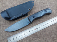 Newest Fox ADG Outdoor hunting knife fixed tactical knife D2...