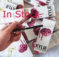2016 Kylie lip kit Jenner Lip Gloss Lipstick Boxset 1 Lipsti...