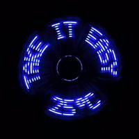 DHL Mini LED Temperature USB Fan Flexible Gooseneck For PC N...