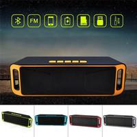 Bluetooth Mini Speaker Portable Wireless Subwoofers Hifi Spe...