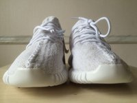 Double Box best quality 1: 1 350 All White Moonrock Oxford Ta...
