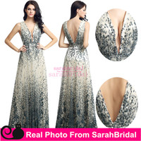 Custom Made Real Photo Image Evening Dresses Luxury Designer...