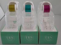 DRS rodillo dermis 540 de aguja, DRS rodillo dermaroller microagujas para la eliminación del acné