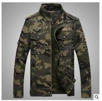2016 New Bomber Jacket Men Wholesale Autumn And Winter Fashi...