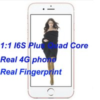Goophone i6s 1: 1 Real Fingerprint Real 4G 5. 5inch MTK6535 Qu...