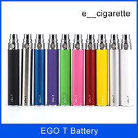 electronic cigarettes Ego t Battery 650mah 900mah 1100mah e ...