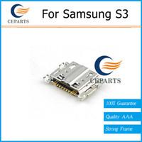 Chargeur de charge Connecteur pour Samsung Galaxy S3 I9300 USB Dock Connecteur Port pour samsung s3