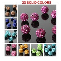 Hot Sale! DIY Jewelry Bead Mix Colored Crystal Rhinestones P...