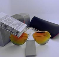 Flash Mirror Sunglasses Brand Summer Sunglasses Men Women UV...