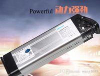 500W 48v электрический велосипед батареи 500w E-велосипед батареи Щепка рыбы батареи литий-ионный аккумулятор 48v 12Ah с зарядным устройством свободного