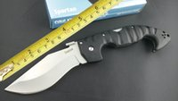 Cold Steel knives Spartan Folding Knife Aus- 8 Blade Grivory ...