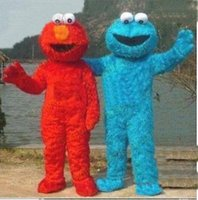 free shipping new EPE Couple Sesame Street Cookie and ELMO M...