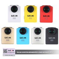 SJCAM M20 4K 24fps 1080P 60fps HD pieno Novatek NTK96660 16MP 166 ° grandangolare impermeabile 30M WiFi Anti-Shake di sport d'azione fotocamera D3053