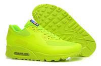 Fluorescent Green Max 90 men women fashion shoes unisex love...