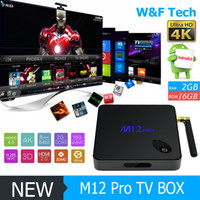 M12 PRO Octa Core Android 6. 0 Amlogic S912 TV BOX 2G 16G 2. 4...