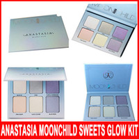 Ana glow kits Moonchild  Sweet Highlighters Makeup Face Blus...