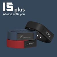 2016 plus récent I5 Plus bracelet de santé étanche bracelet bracelet de santé intelligente bracelet de sport wristband smart pour Android et téléphone IOS