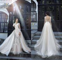 Milva Bridal Wedding Dresses 2017 Sexy Wedding Dresses with ...