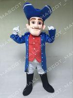 MALL132 Custom Patriot Male Mascot Costume Adult Anime Costu...