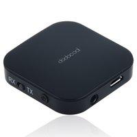 dodocool Mini 2-in-1 Trasmettitore Wireless ricaricabile Adattatore ricevitore audio con jack audio da 3.5mm DA88