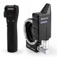 Aputure décembre LensRegain Wireless Follow Focus à distance Adaptateur avec focale Réducteur 0,75 Objectif * Concentrez Réduction pour Canon D3843