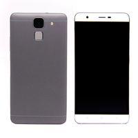 Teléfono móvil original L1 5,5 pulgadas teléfono MTK6580 Android huella digital Quad Core 3G GPS Wifi 5MP CAM 1 GB de RAM de 8 GB ROM 1280X720 HD teléfono de pantalla