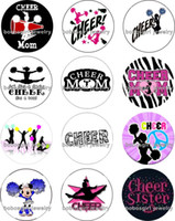 Free shipping CHEER Snap button Jewelry Charm Popper for Sna...