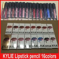16 styles colors KYLIE JENNER LIP KIT Kylie Lip liner pencil...