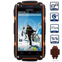 DHL Free Discovery V8 3G SmartPhone waterproof shockproof 4....