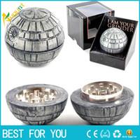Selling gift boxes of Star Wars grinder Three layer somking ...