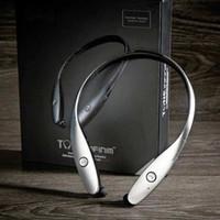 2016 Le plus récent HBS 900 casque écouteurs Tone + Infinim Neckbands sans fil écouteurs stéréo Bluetooth 4.0 casque de sport pour HBS900 HBS-900
