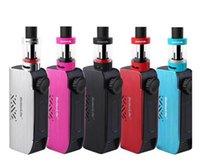 Cigarrillo electrónico gran smog Islim Roll Tc 70W caja de regulación de la temperatura vs topbox mini en stock