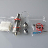 1: 1 clone mini-v2 atomiseur 4.5ml 12W-30W Kanger OCC de Kangertech Sub Coil adaptent Istick 30W 50W ESP Batterie SUB