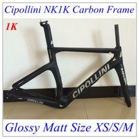 Cipollini 2016 NK1K Black Silver Finish Full Carbon Road Bik...