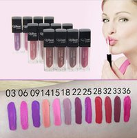 Sexy Waterproof lipstick lip gloss Long Lasting Lip Gloss Qi...