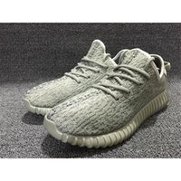 Authentic Yeezys 350 Boost Women Moon Rock Fashion shoes Top...