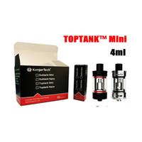 2,0 ml Clon Toptank mini atomizador con doitbest 0.5ohm 1.2ohm SSOCC 10pcs envío gratuito
